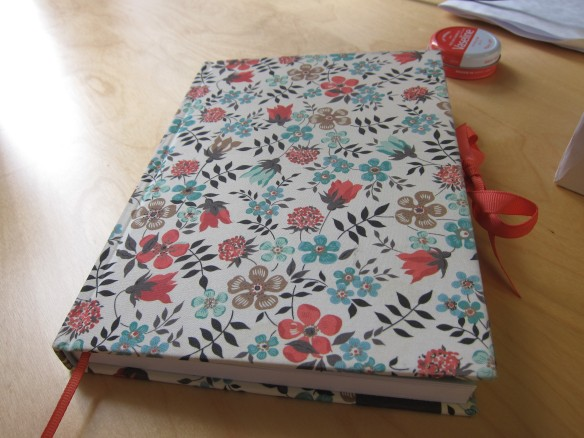 My sewing notebook