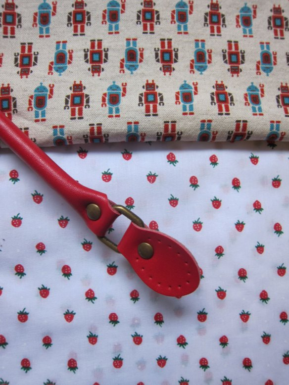Materials for the Pleat's Sake Tote