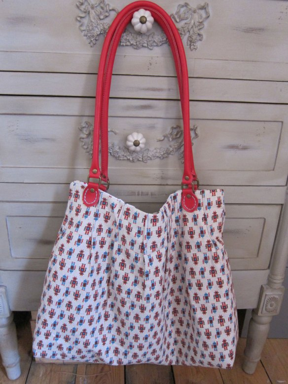 For pleat's sake tote bag