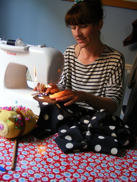 Stitching and wittering