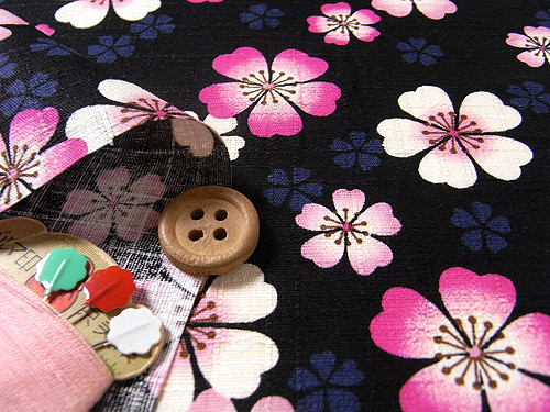 Fabric Tales floral