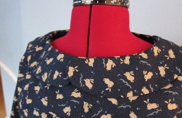 Peter pan collar
