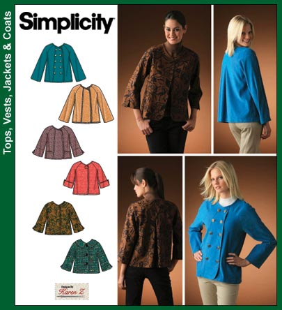 Simplicity 4082