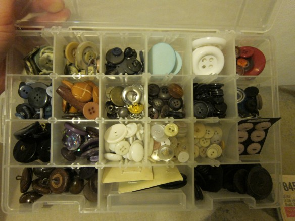 Buttons...sorted