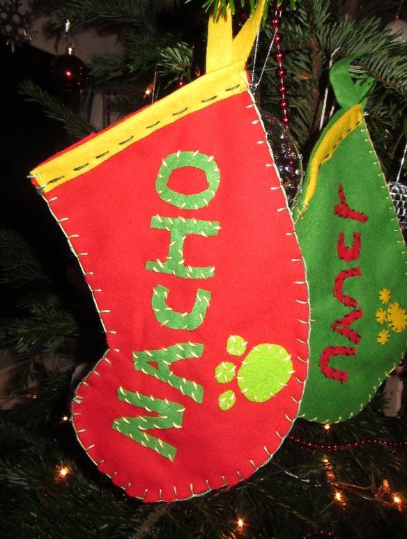 Nacho stocking