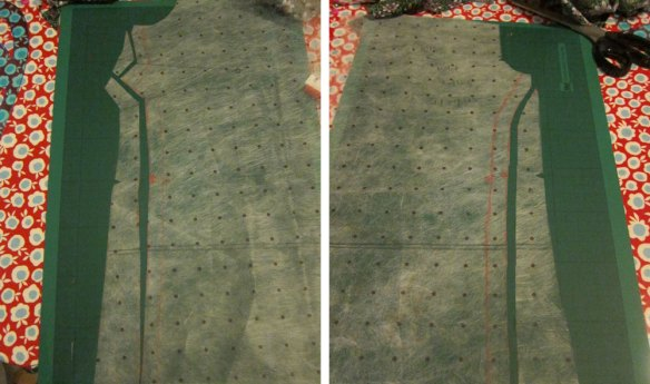Altering pattern