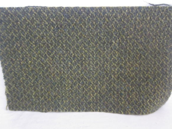Wool blend coating - Grass green (£12.50 per metre)