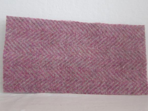 Pure wool - Clover (£16.00 per metre)