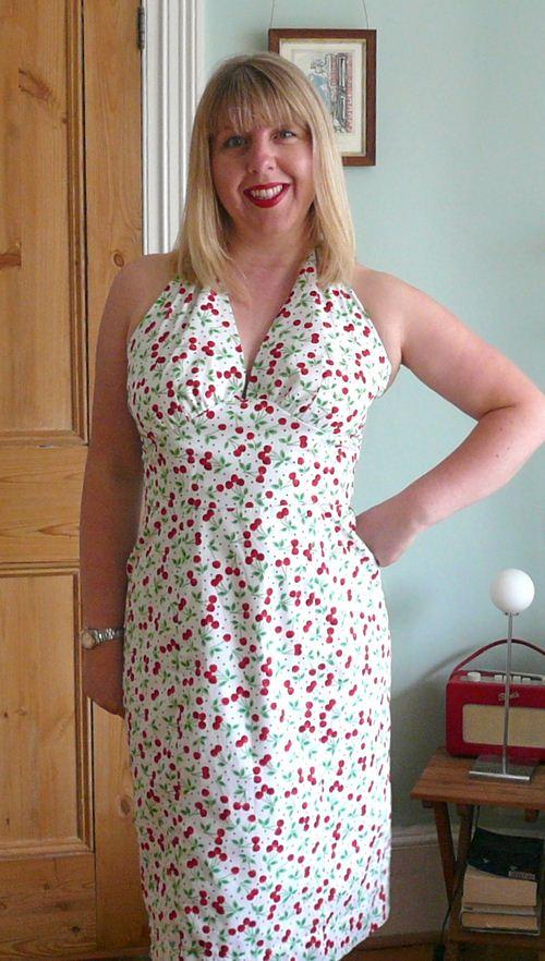 Jane's Cherry Fabulous dress