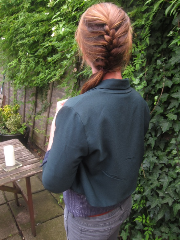 Back Victoria Blazer