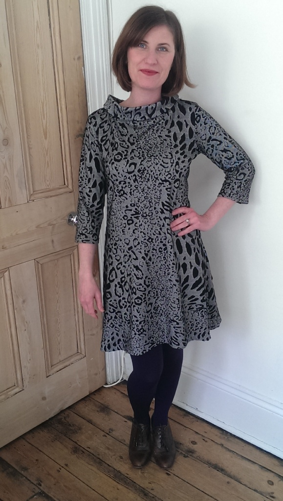 Coco dress pattern
